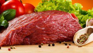 საქონლის ხორცი